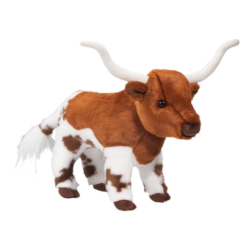 Douglas Toys Fitzgerald Longhorn Stuffed Animal