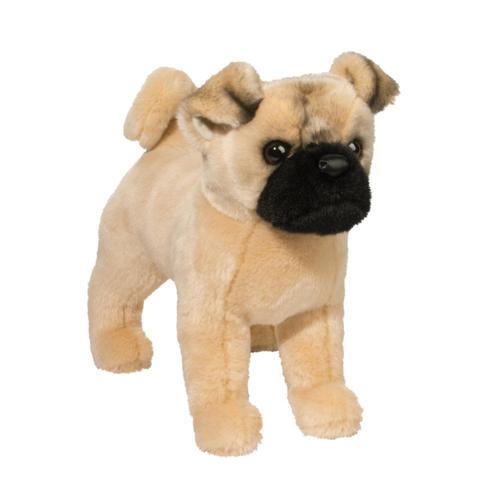 Douglas Toys Russo Pug Stuffed Animal
