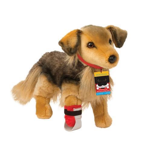 Douglas Toys Bingley Rescue Pup Stuffed Animal