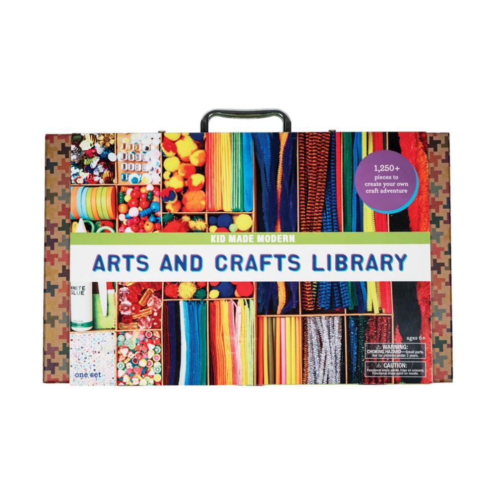 Kid Made Modern Arts And Crafts Supply Library