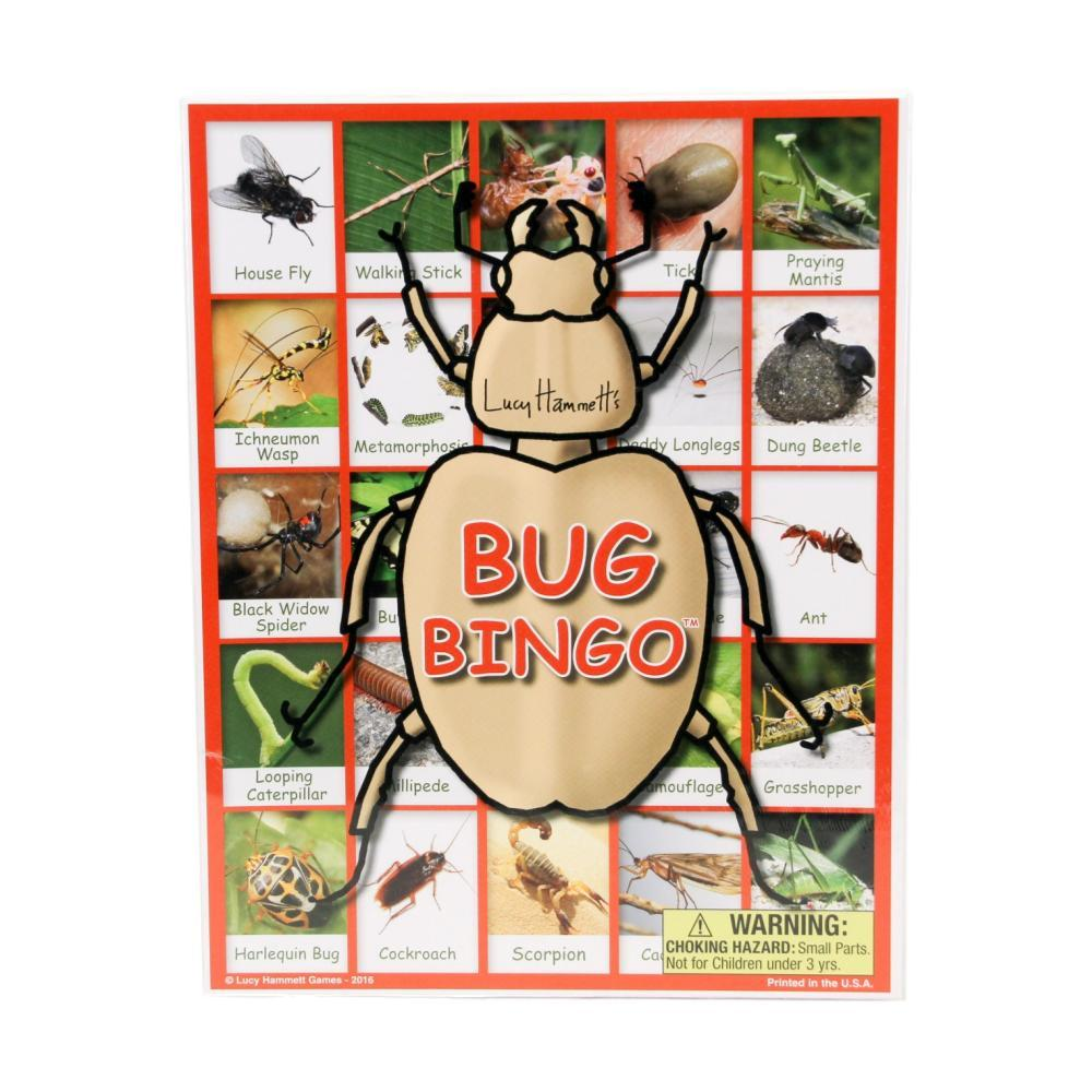 Lucy Hammett Games Bug Bingo