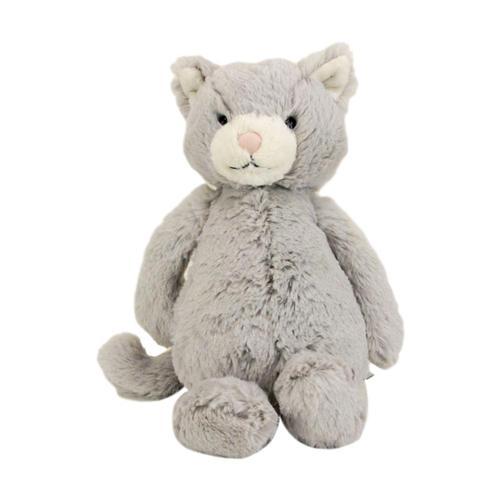 Jellycat Bashful Kitty Stuffed Animal Medium