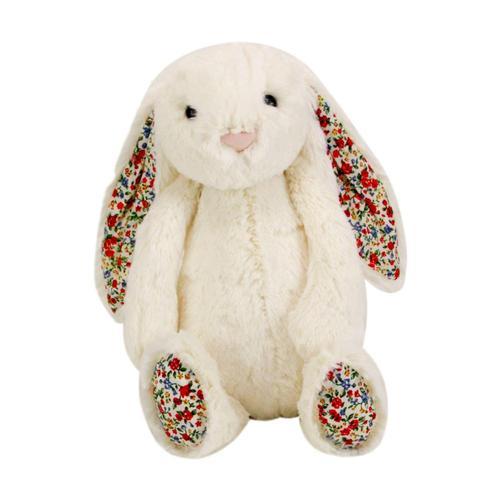 Jellycat Blossom Lily Bunny Stuffed Animal Medium