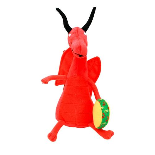 MerryMakers Dragons Love Tacos Doll