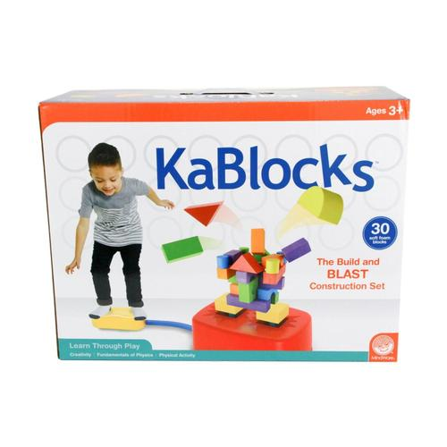 MindWare KaBlocks Building Block Set