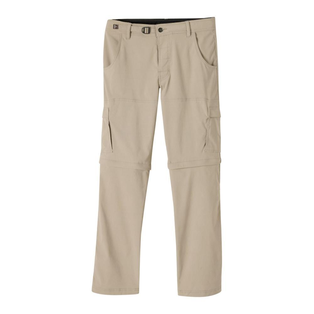 prAna Men's Stretch Zion Convertible Pants - 32in DKKHAKI