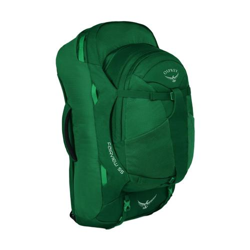 Osprey Women's Fairview 55 Travel Pack - S/M Rfgreen
