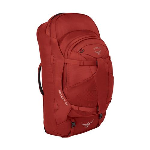 Osprey Farpoint 55 Travel Pack - S/M Jasred