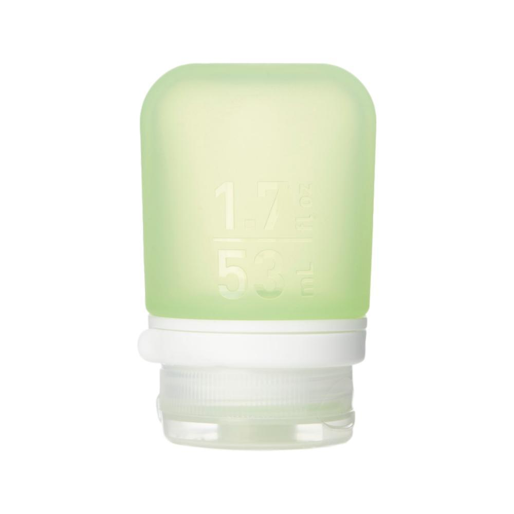 Humangear GoToob+ 1.7oz Silicone Bottle GREEN