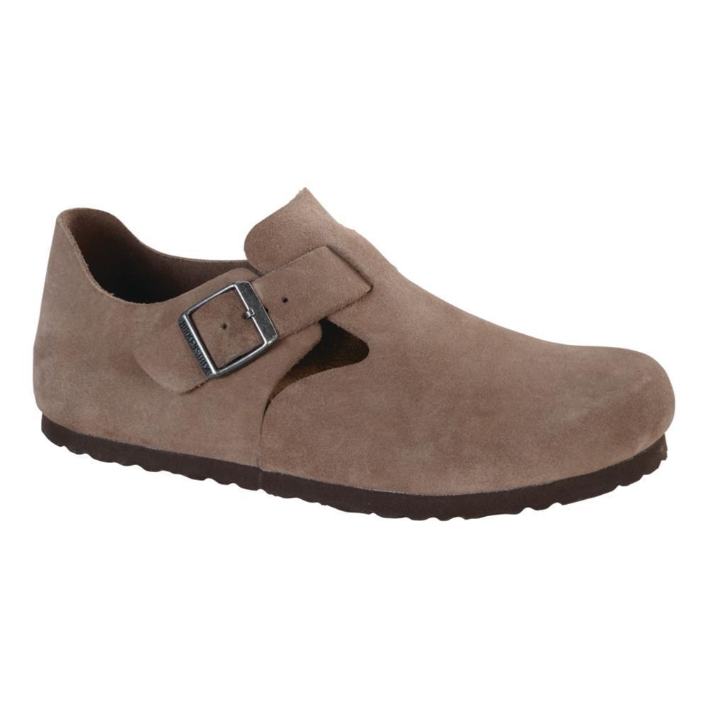 Birkenstock Women's London Suede Shoes TAUPESUEDE