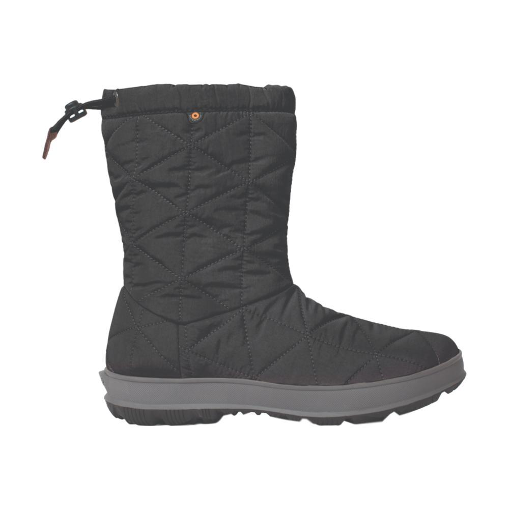 Bogs Women's Snowday Mid Boots BLACK