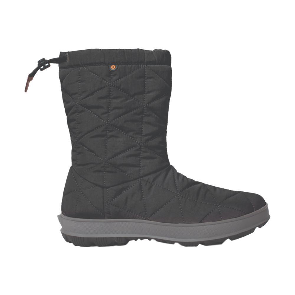 Bogs Women's Snowday Mid Boots BLACK