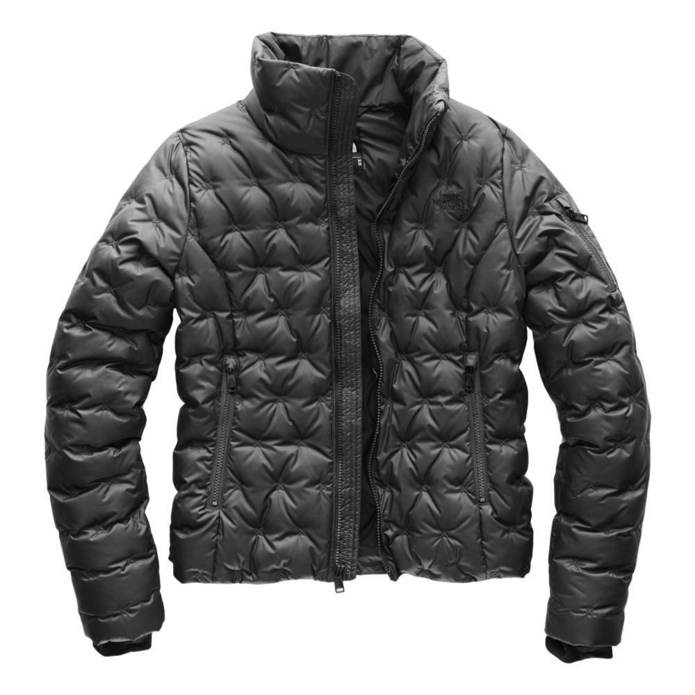 The North Face Women's Holladown Crop Jacket ASPHALT_0C5