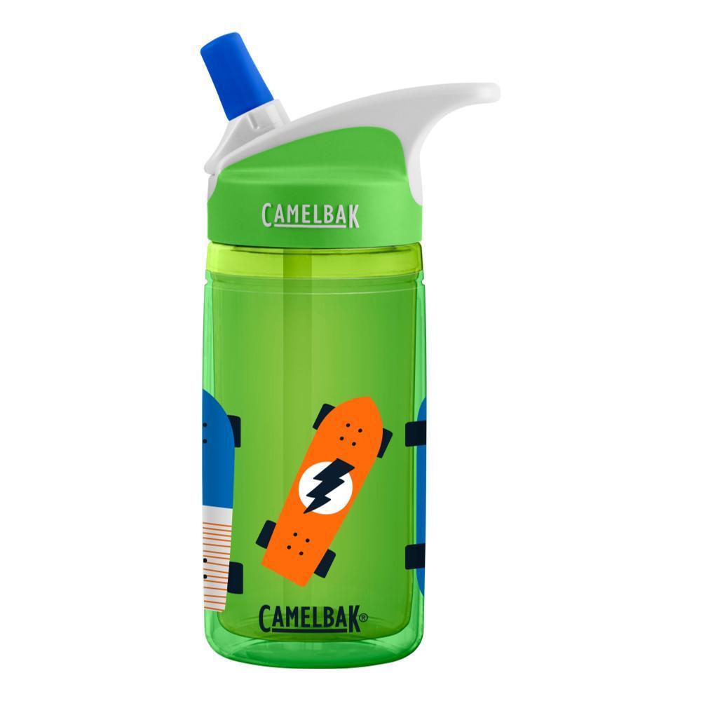 CamelBak Kids Eddy Insulated Bottle - .4L SKATEBOARDS