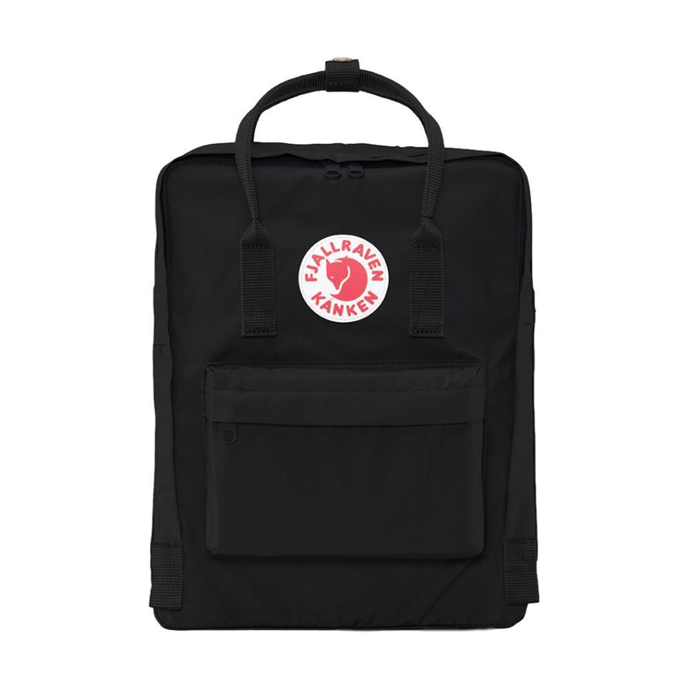 Fjallraven Kanken Backpack BLACK_550