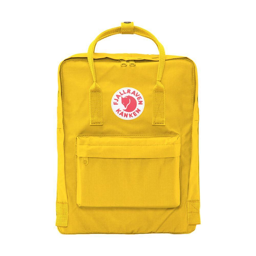 Fjallraven Kanken Backpack YELLOW_141