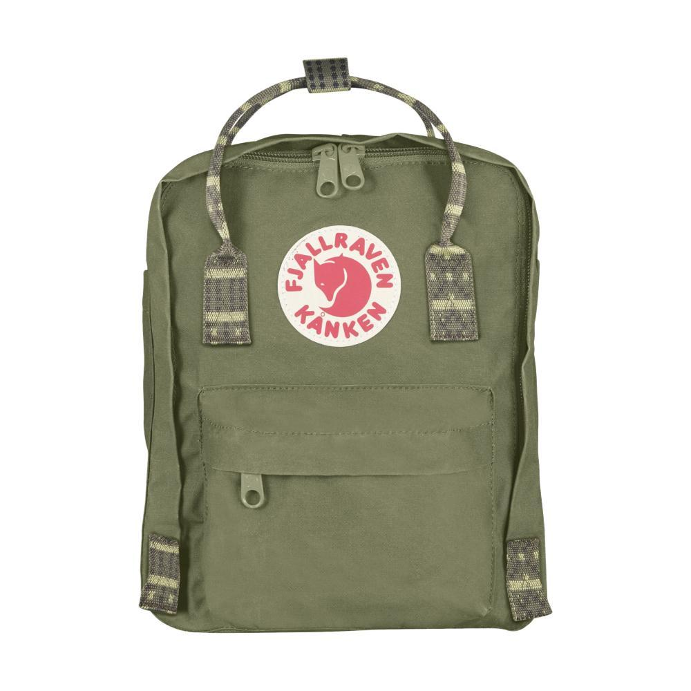 Fjallraven Kanken Mini Backpack GRN_620913