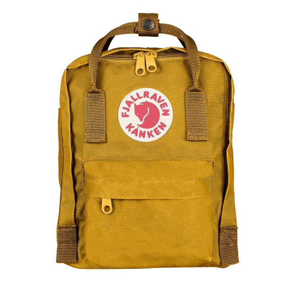 Fjallraven Kanken Mini Backpack OCHRE_160