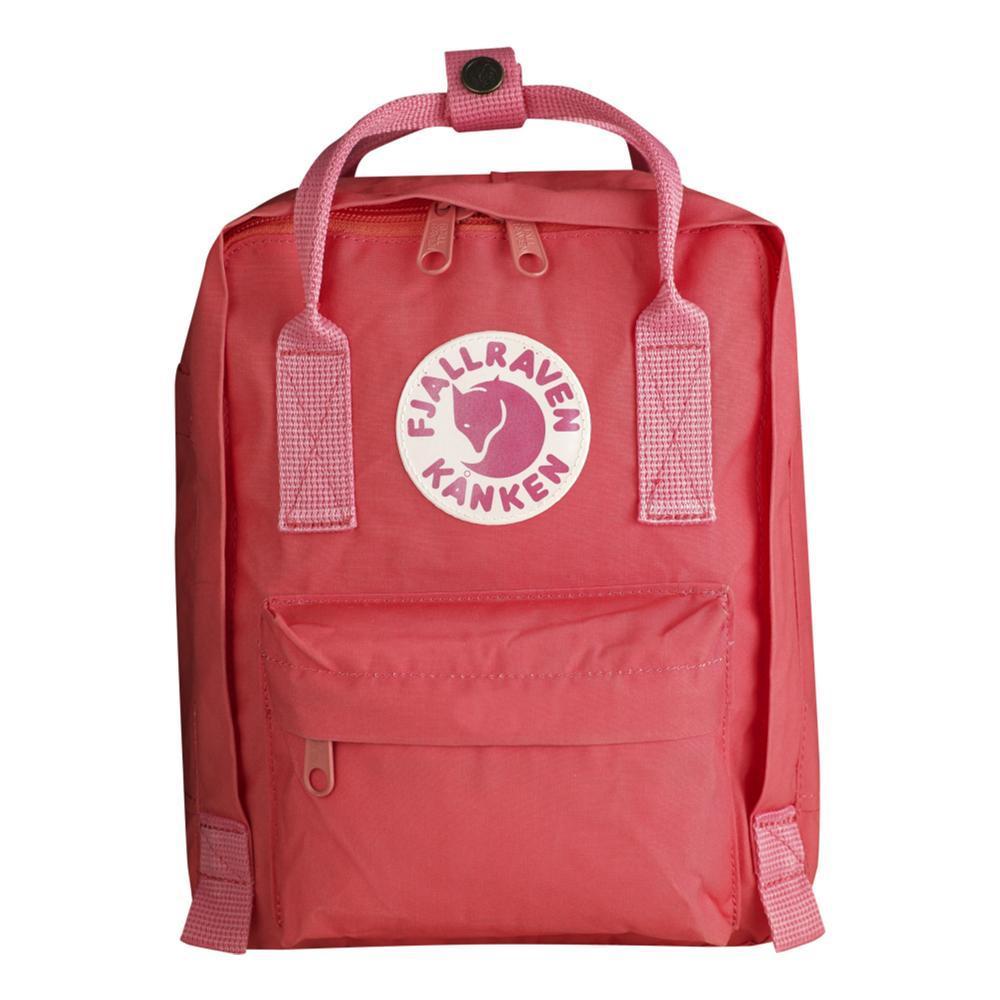 Fjallraven Kanken Mini Backpack PINK_312