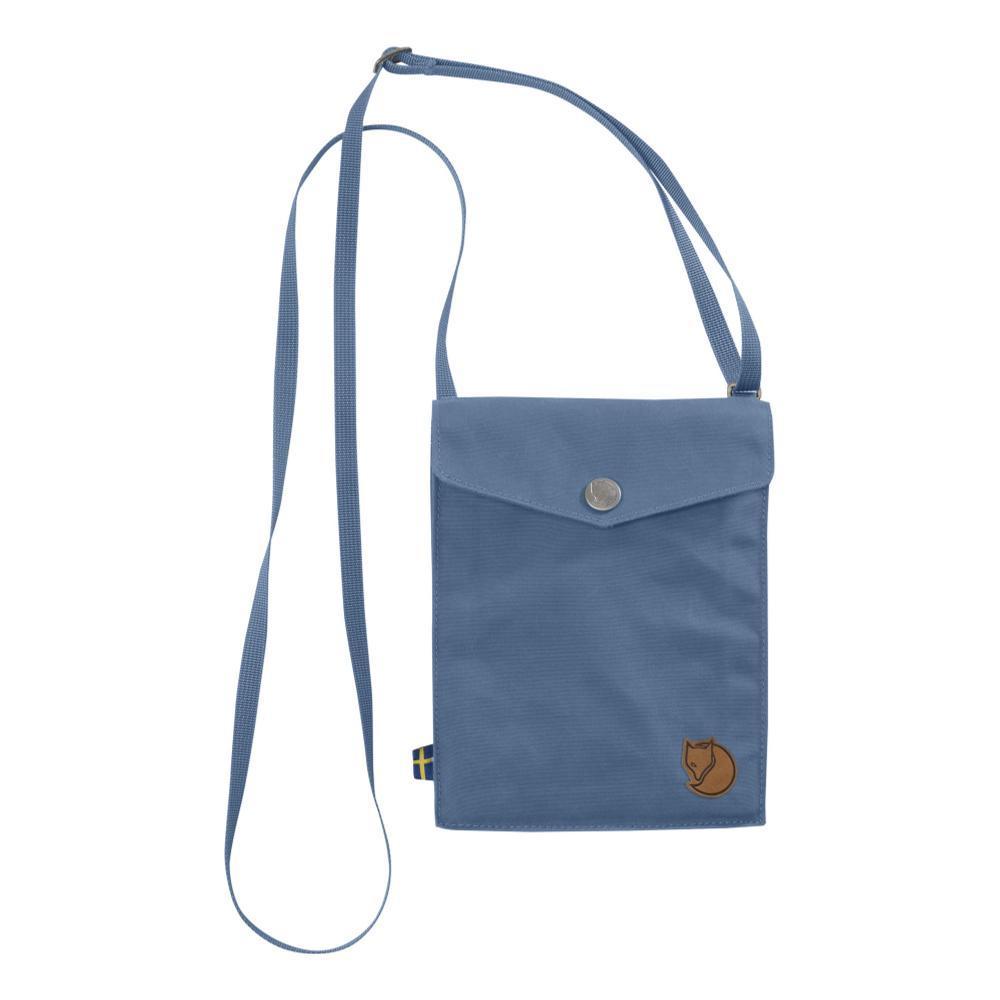 Fjallraven Pocket Shoulder Bag BLUER_519