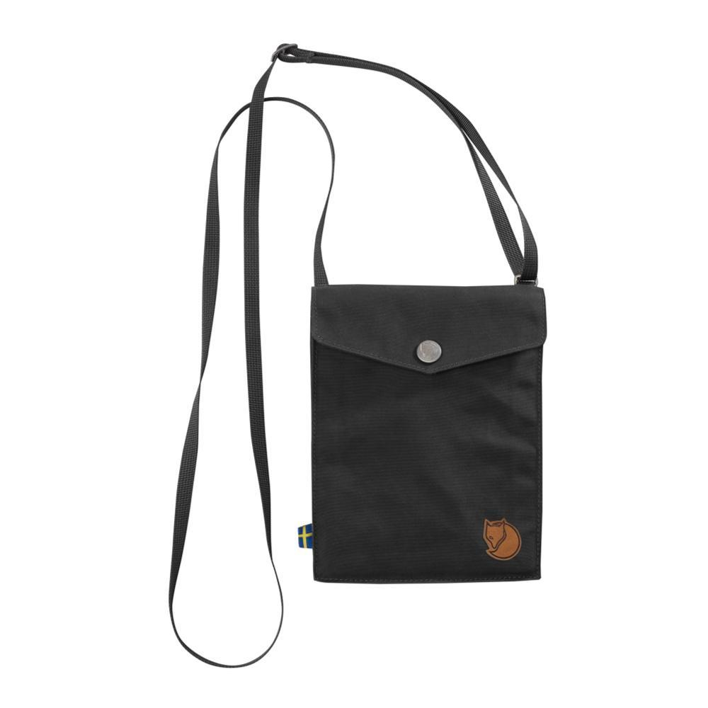 Fjallraven Pocket Shoulder Bag DGREY_030