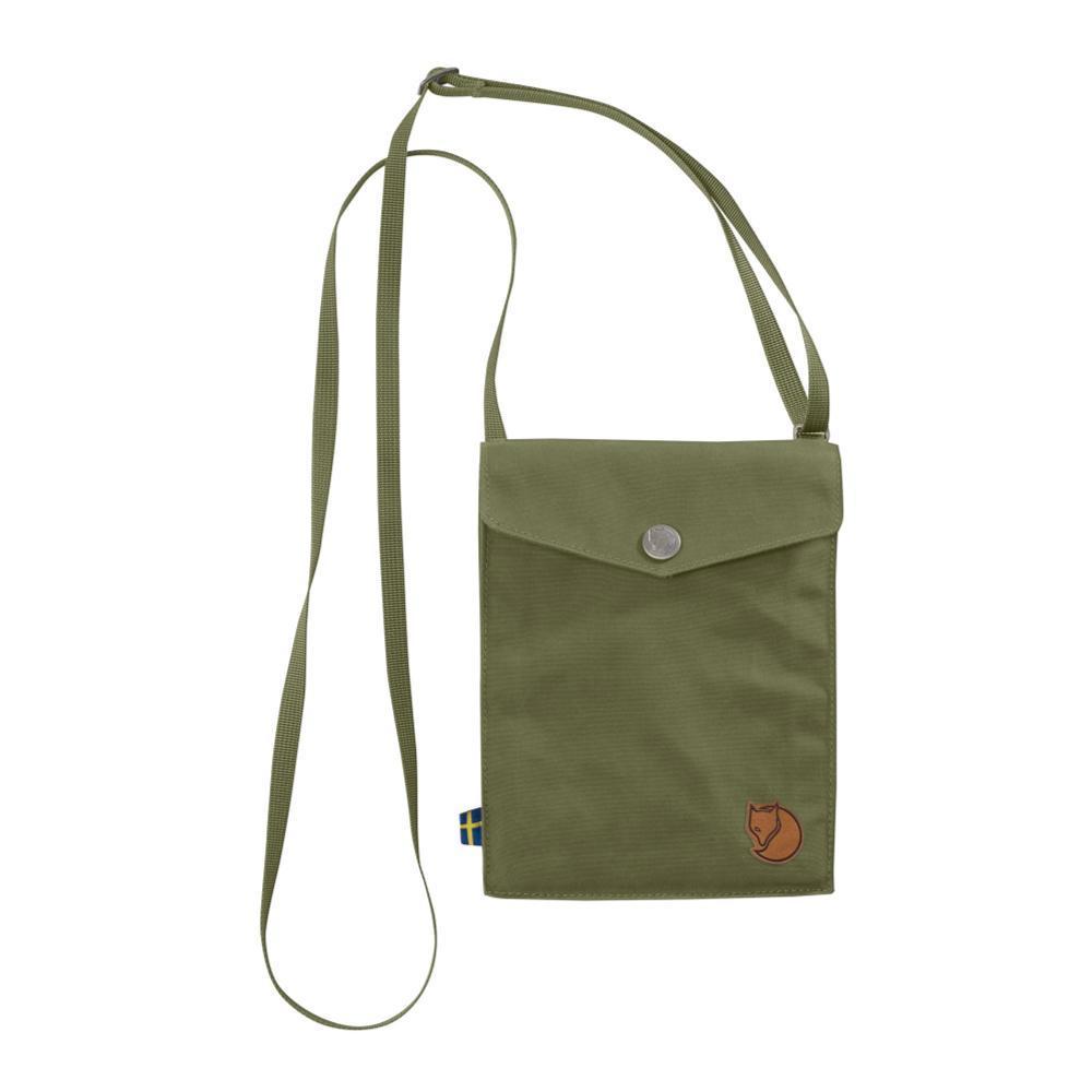 Fjallraven Pocket Shoulder Bag GREEN_620