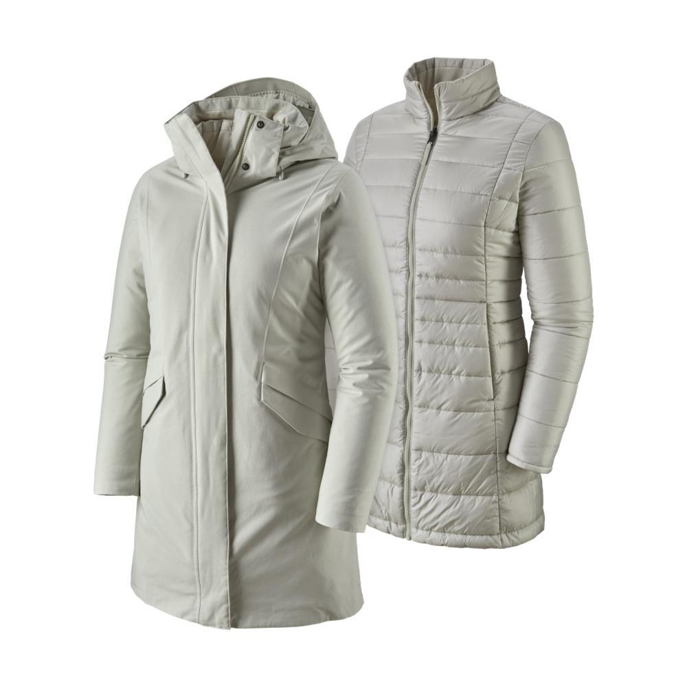 Patagonia Women's Vosque 3-in-1 Parka WHITE_DYWH