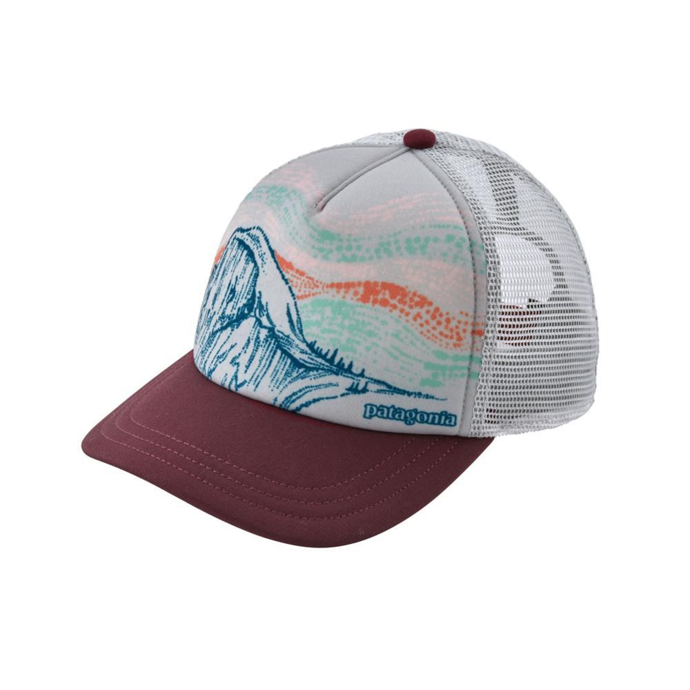 Patagonia Women's Raindrop Peak Interstate Hat DKCT