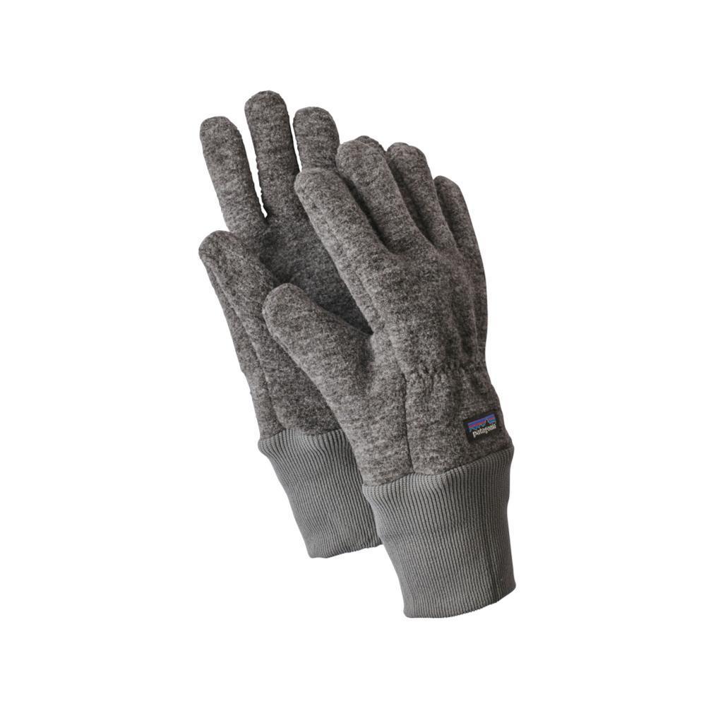 Patagonia Kids Synchilla Gloves NICKEL_NKL