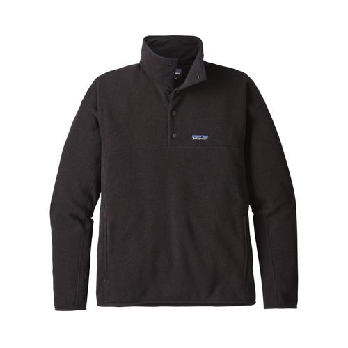 Patagonia Men's Cotton Quilt Snap-T Pullover Blk_blk