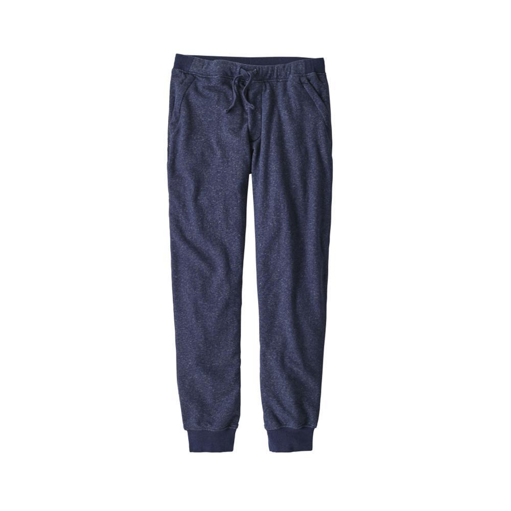 Patagonia Men's Mahnya Fleece Pants NVYB_BLUE