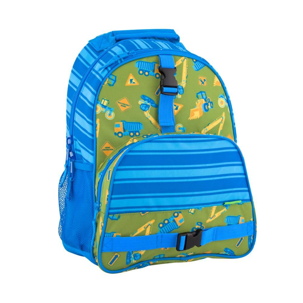 Stephen Joseph Kids All Over Print Backpack CONSTRUCT09