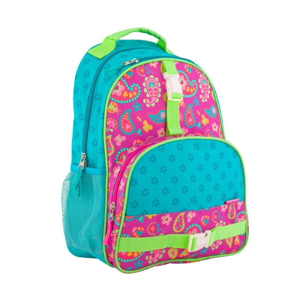 Stephen Joseph Kids All Over Print Backpack PAISLEY07