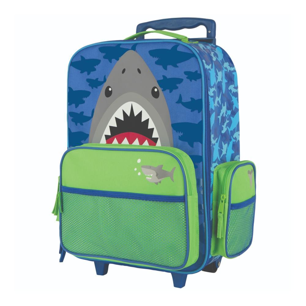 Stephen Joseph Kids Classic Rolling Luggage SHARK80