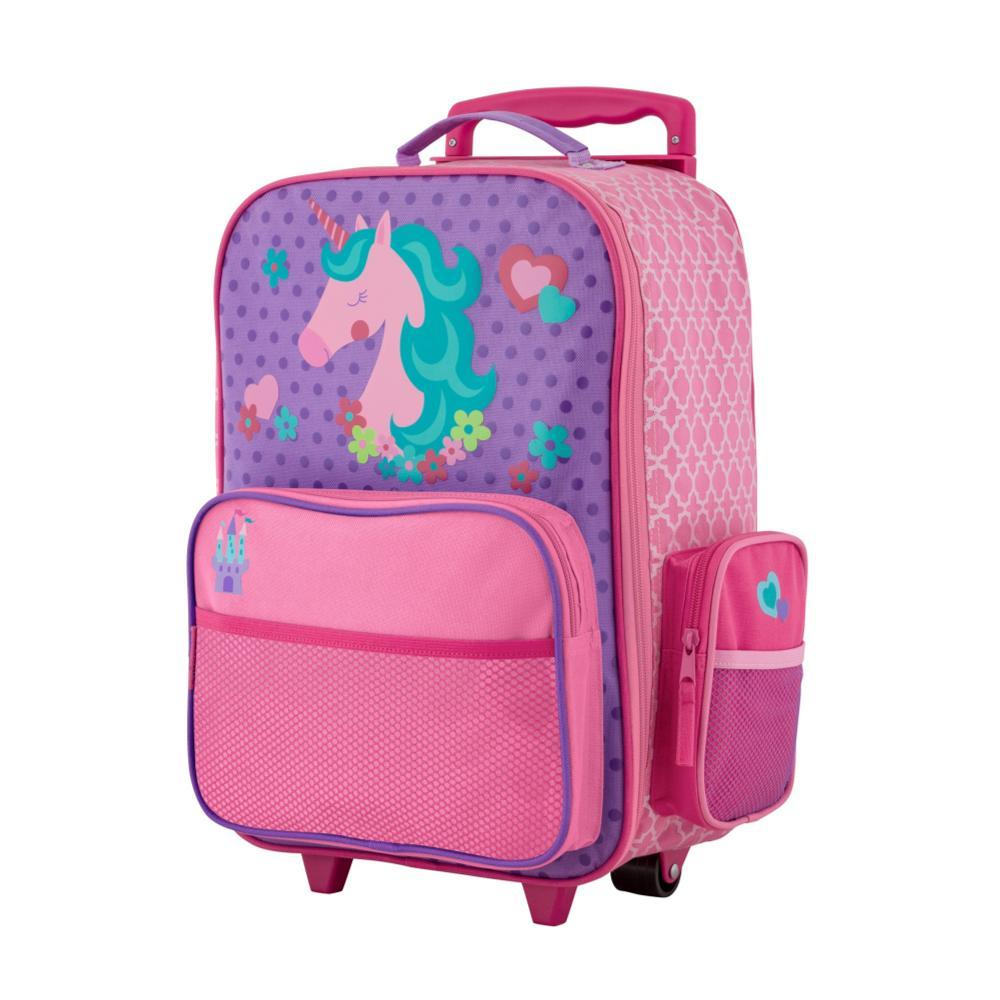 Stephen Joseph Kids Classic Rolling Luggage UNICORN21
