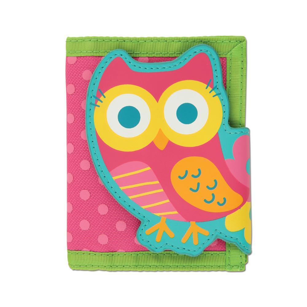 Stephen Joseph Kids Wallet OWL76