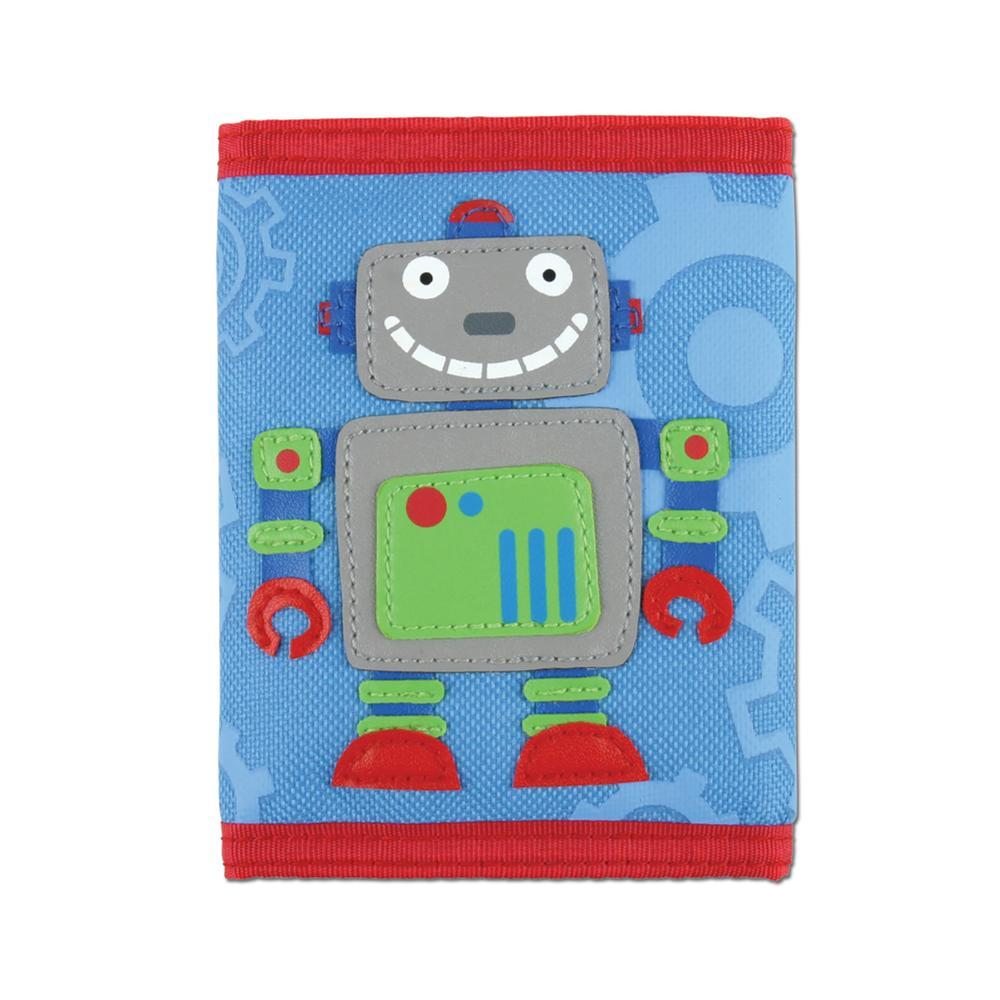 Stephen Joseph Kids Wallet ROBOT82