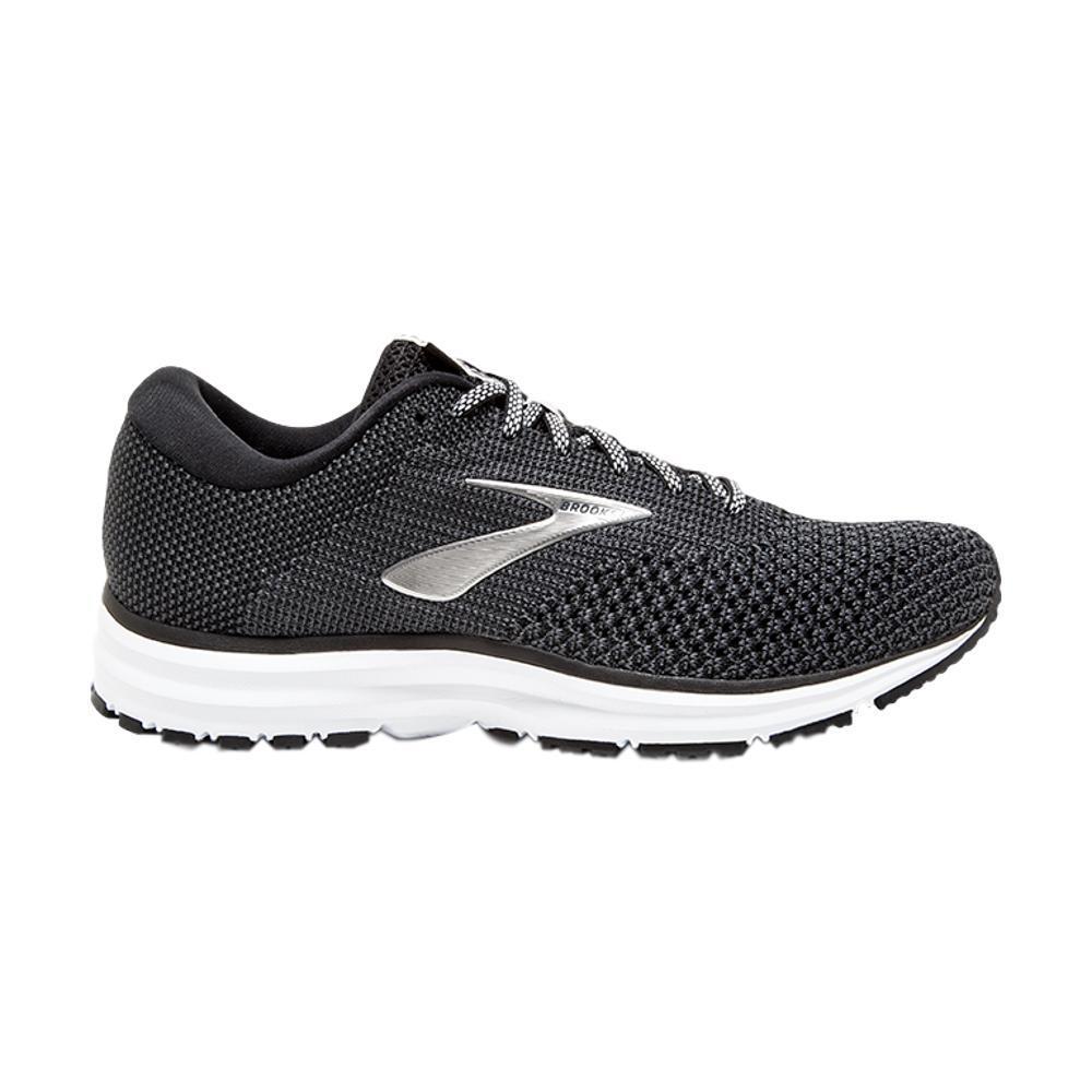 Brooks Women's Revel 2 Road Running Shoes BLACK/GREY