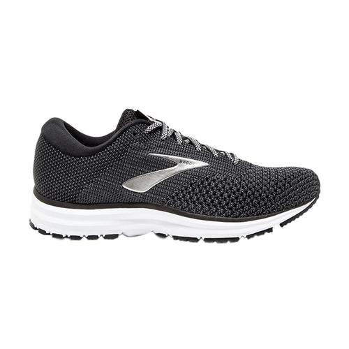 Brooks Women's Revel 2 Road Running Shoes Black/Grey