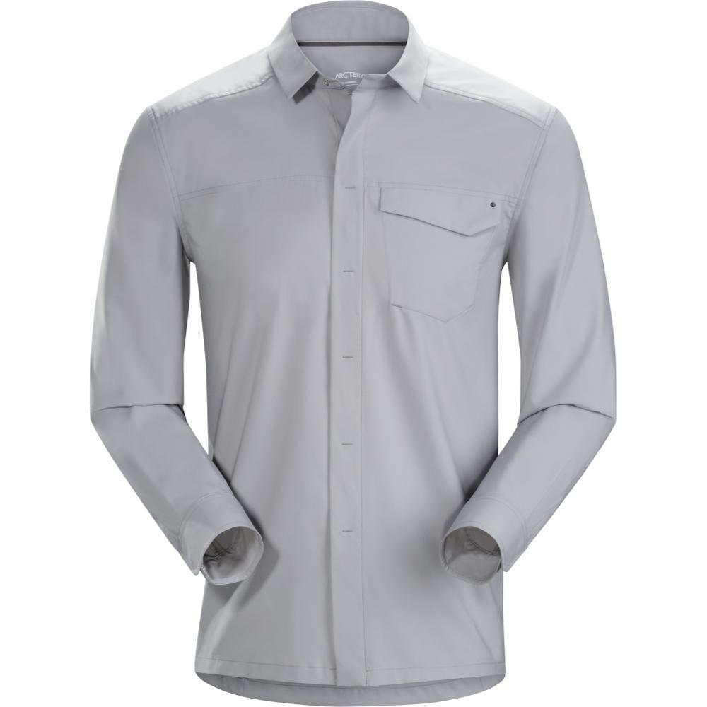 Arc'teryx Men's Skyline Long Sleeve Shirt PEG_GREY