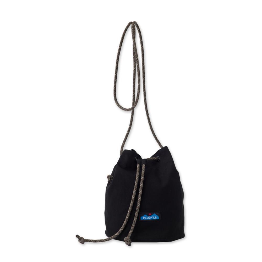 KAVU Bucket Bag BLACK
