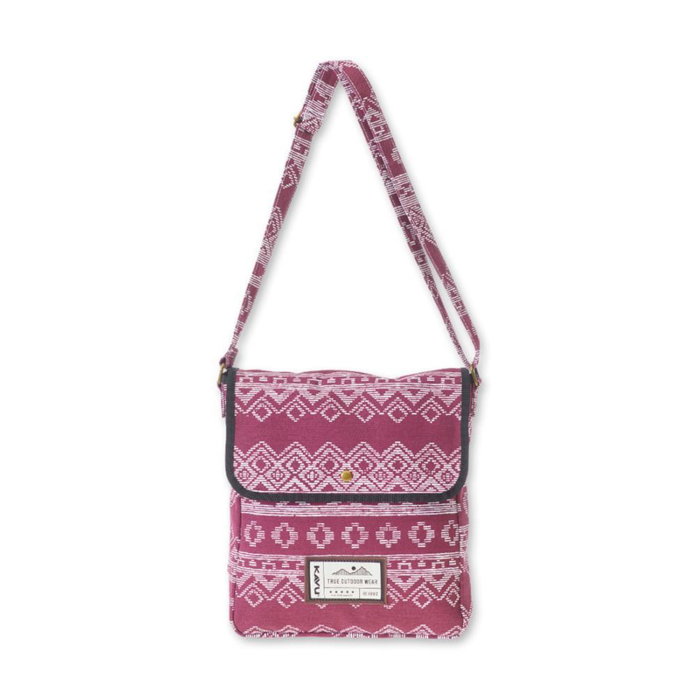 KAVU Wallop Shoulder Bag KNITSTER