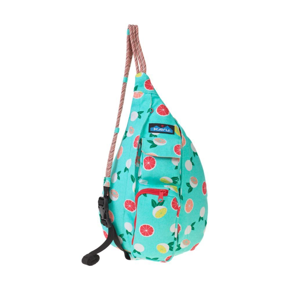 KAVU Mini Rope Bag CITRUS_871