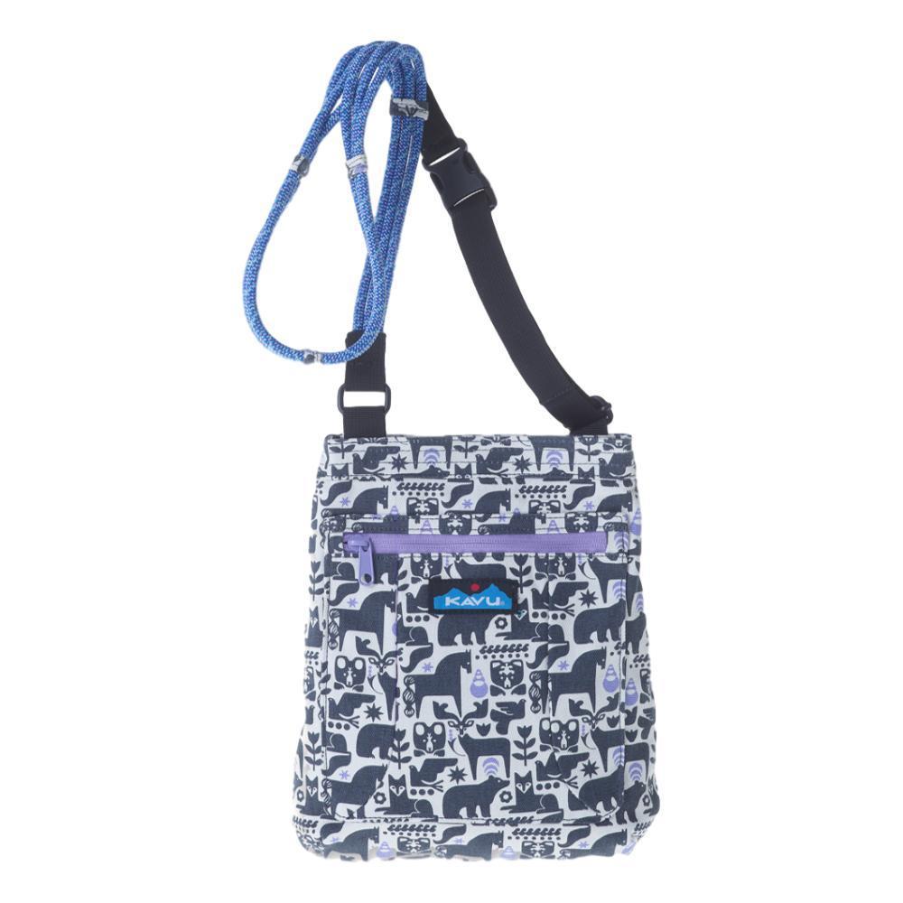 KAVU Keepalong Cross Body Bag CHARC_1017