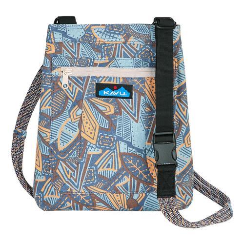 KAVU Keepalong Cross Body Bag Jumbl_1411