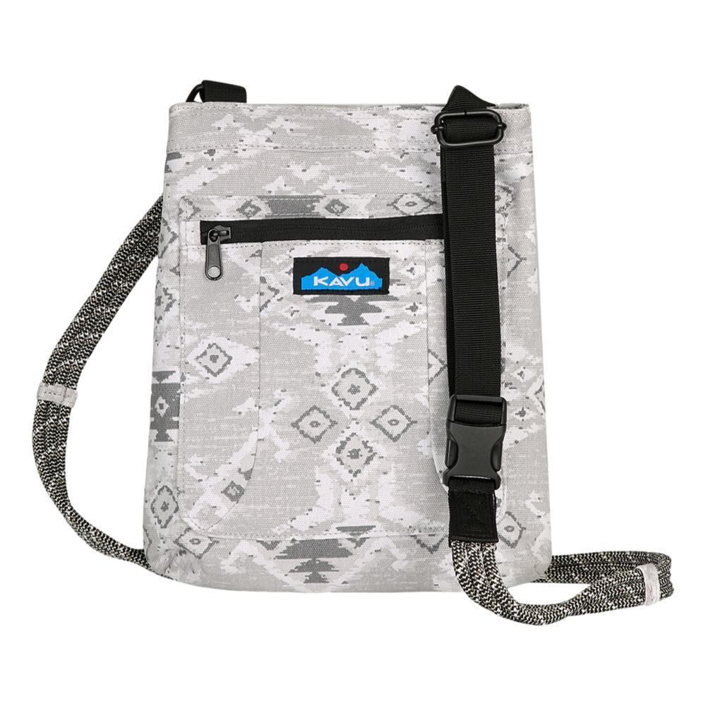 KAVU Keepalong Cross Body Bag STONE_1410