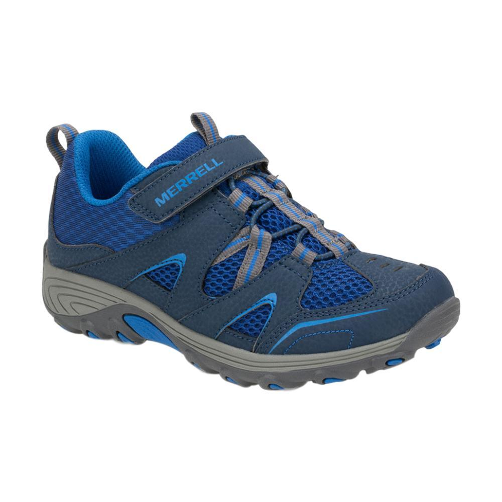 Merrell Big Kids Trail Chaser Shoes NVY_BLU