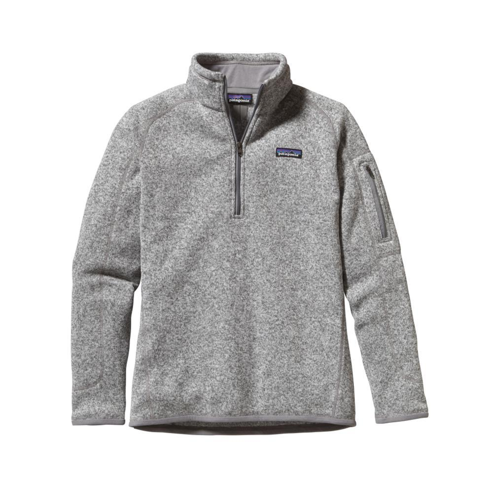 Patagonia Women's Better Sweater 1/4-Zip BCW_WHT