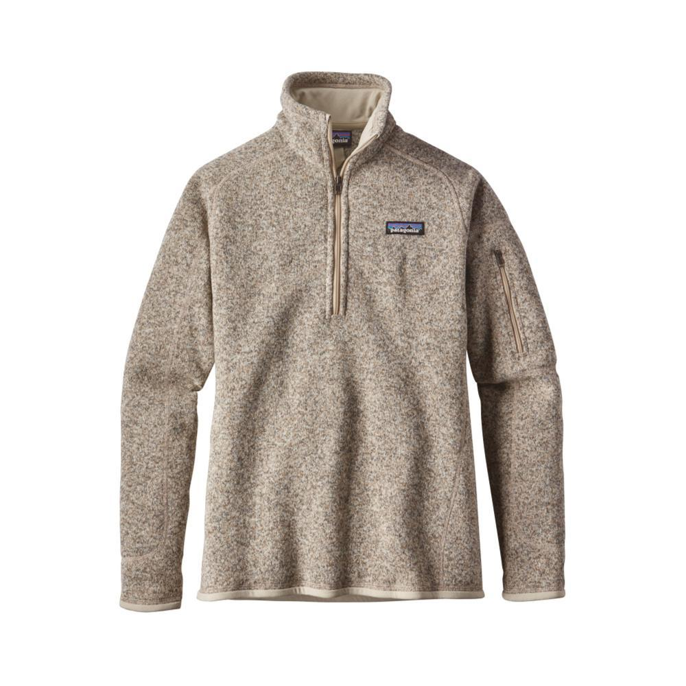 Patagonia Women's Better Sweater 1/4-Zip PLCN_PELI