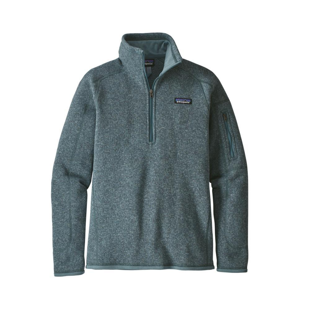 Patagonia Women's Better Sweater 1/4-Zip SDAB_BLUE